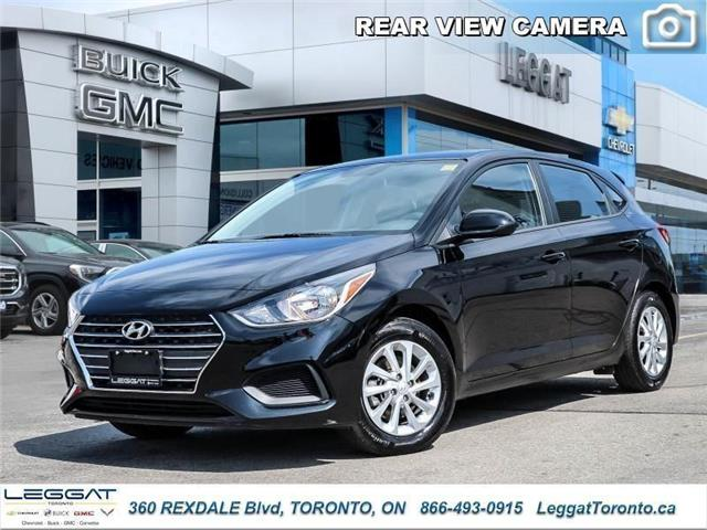 2019 Hyundai Accent  (Stk: T11613) in Etobicoke - Image 1 of 25