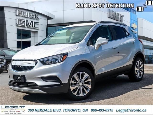 2019 Buick Encore Preferred (Stk: 948617) in Etobicoke - Image 1 of 24