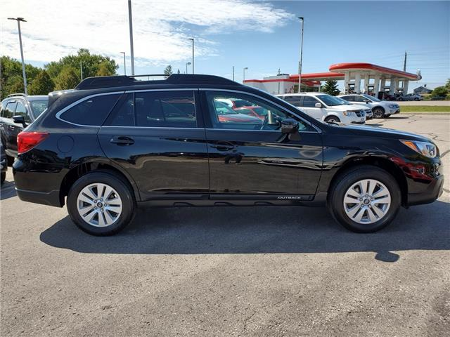 2017 Subaru Outback 2.5i Touring (Stk: 19S1176A) in Whitby - Image 6 of 25
