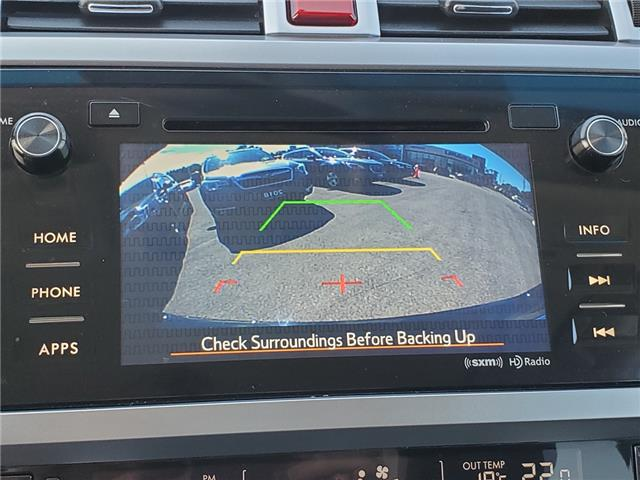 2017 Subaru Outback 2.5i Touring (Stk: 19S1176A) in Whitby - Image 16 of 25