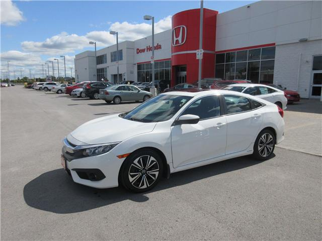 2016 Honda Civic EX-T (Stk: VA3612) in Ottawa - Image 1 of 15