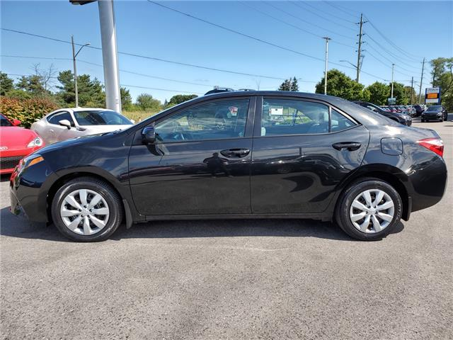 2016 Toyota Corolla LE (Stk: 19S1085A) in Whitby - Image 2 of 23