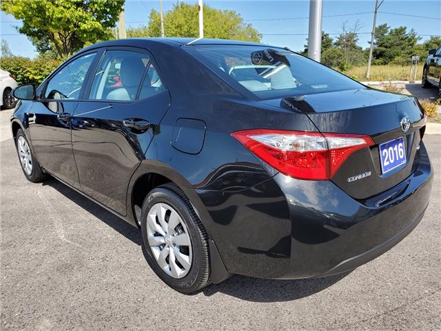 2016 Toyota Corolla LE (Stk: 19S1085A) in Whitby - Image 3 of 23