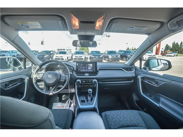 2019 Toyota RAV4 LE (Stk: RAK198) in Lloydminster - Image 2 of 12