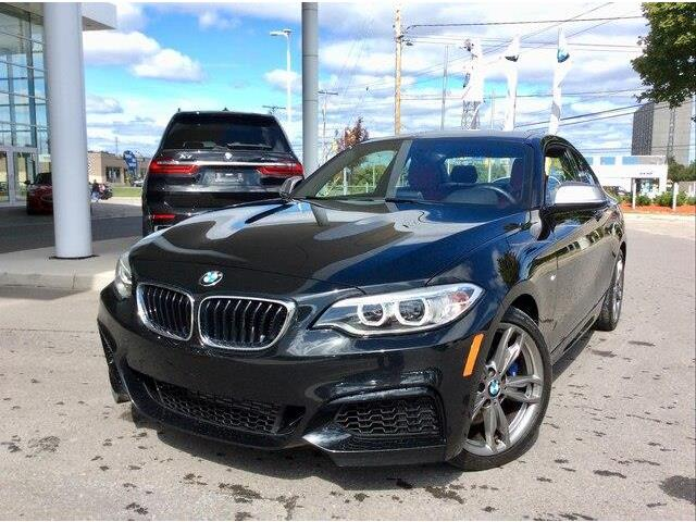 2016 BMW M235i xDrive (Stk: 13431A) in Gloucester - Image 1 of 23