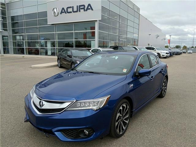 2018 Acura ILX A-Spec 19UDE2F8XJA800801 A4058 in Saskatoon