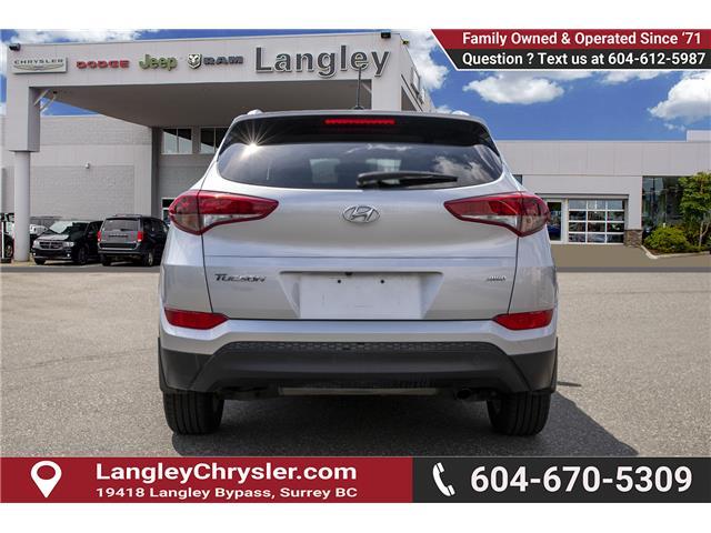 2016 Hyundai Tucson Premium (Stk: EE910390) in Surrey - Image 5 of 23