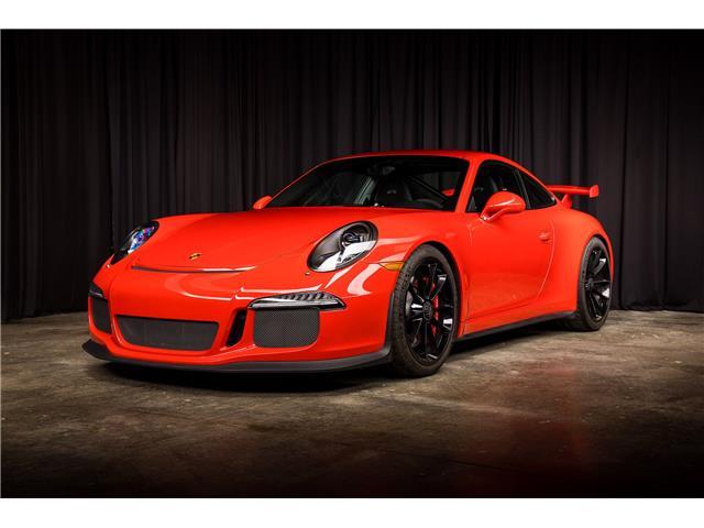 2015 Porsche 911 GT3 (Stk: VU0415A) in Calgary - Image 2 of 15