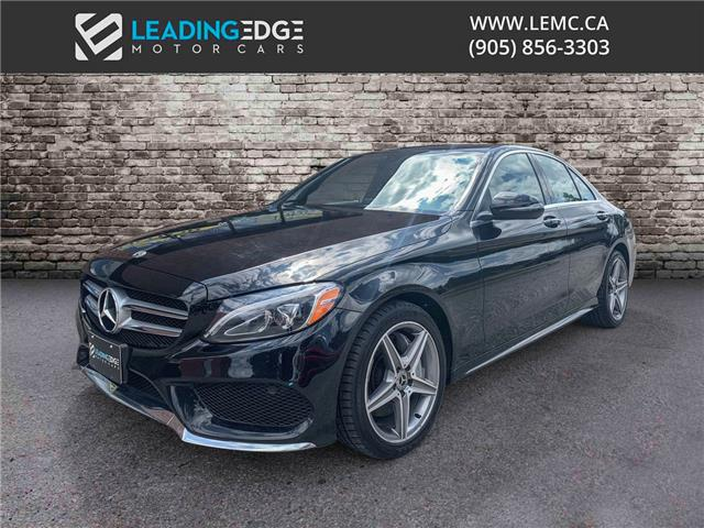 2018 Mercedes-Benz C-Class Base (Stk: ) in Woodbridge - Image 1 of 16