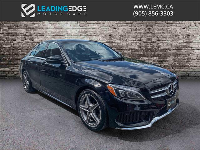 2018 Mercedes-Benz C-Class Base (Stk: ) in Woodbridge - Image 3 of 16