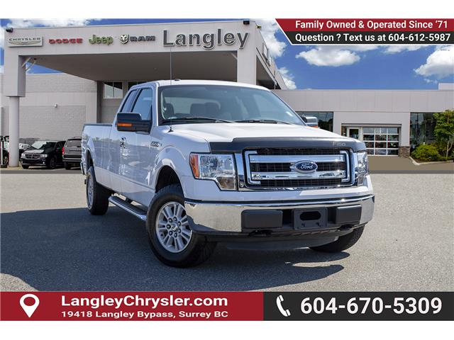 2013 Ford F-150 XLT (Stk: EE909690A) in Surrey - Image 1 of 23