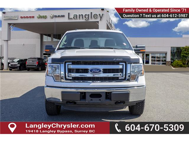 2013 Ford F-150 XLT (Stk: EE909690A) in Surrey - Image 2 of 23