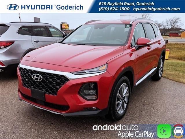 2019 Hyundai Santa Fe 2.4L Preferred AWD (Stk: 95002) in Goderich - Image 1 of 15