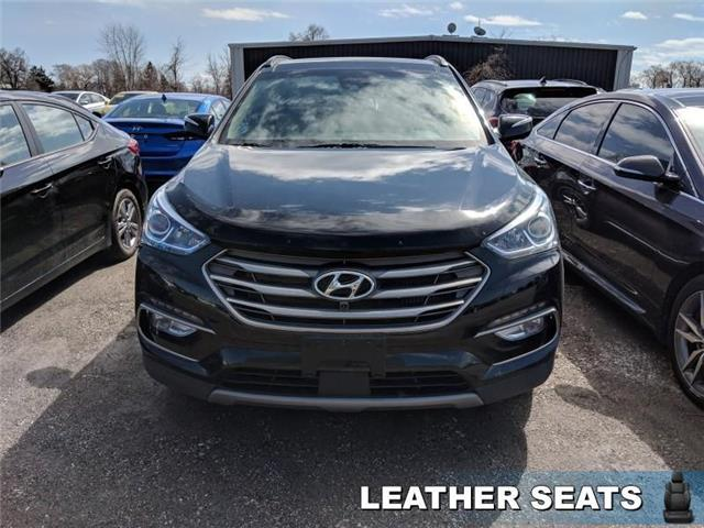 2017 Hyundai Santa Fe Sport 2.0T Ultimate (Stk: 90076A) in Goderich - Image 2 of 11