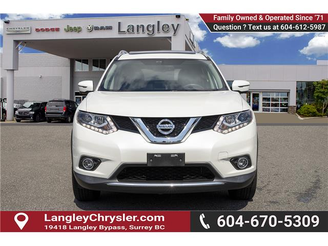 2016 Nissan Rogue SL (Stk: K467255A) in Surrey - Image 2 of 25