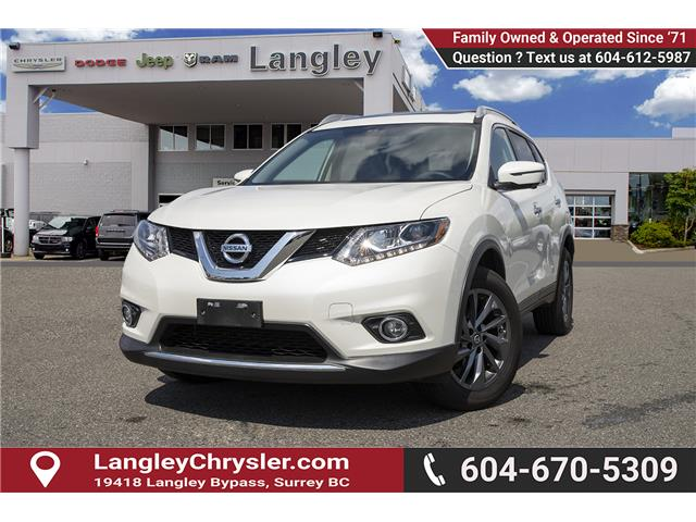 2016 Nissan Rogue SL (Stk: K467255A) in Surrey - Image 3 of 25