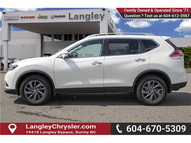 2016 Nissan Rogue SL (Stk: K467255A) in Surrey - Image 4 of 25