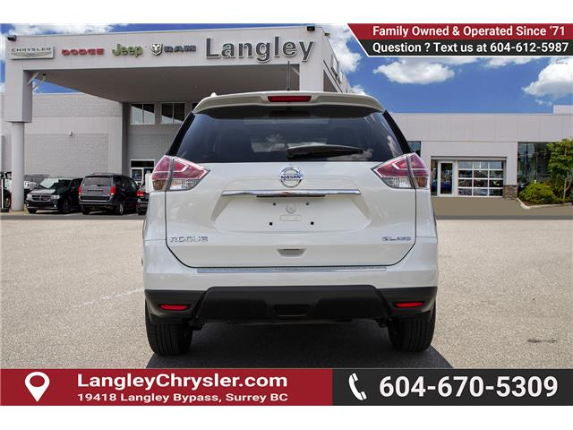 2016 Nissan Rogue SL (Stk: K467255A) in Surrey - Image 5 of 25