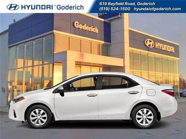 Used 2015 Toyota Corolla   - $110 B/W - Goderich - Goderich Hyundai