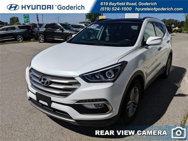 2017 Hyundai Santa Fe Sport Luxury (Stk: 90056A) in Goderich - Image 1 of 15
