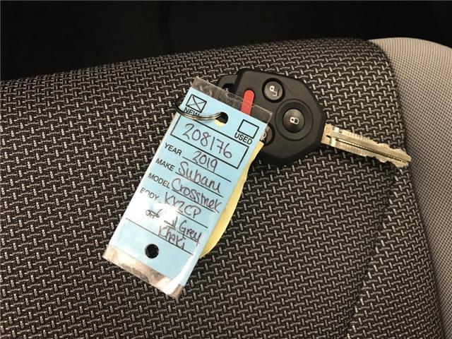 2019 Subaru Crosstrek Convenience (Stk: 208176) in Lethbridge - Image 25 of 25
