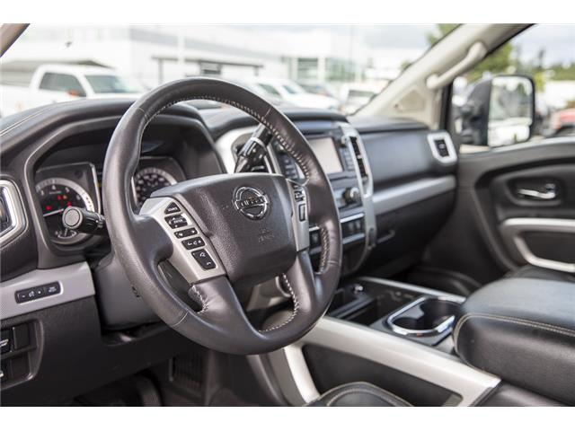 2016 Nissan Titan XD SL Gas (Stk: EE910500) in Surrey - Image 12 of 29