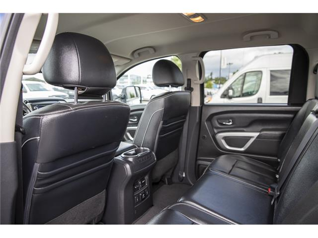 2016 Nissan Titan XD SL Gas (Stk: EE910500) in Surrey - Image 13 of 29