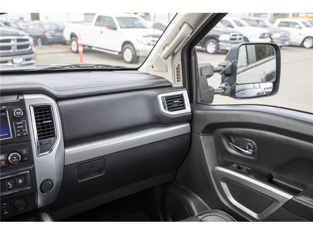 2016 Nissan Titan XD SL Gas (Stk: EE910500) in Surrey - Image 17 of 29