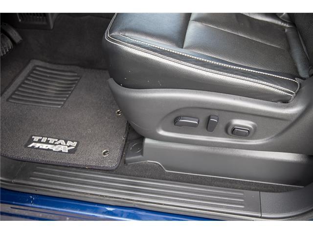 2016 Nissan Titan XD SL Gas (Stk: EE910500) in Surrey - Image 19 of 29