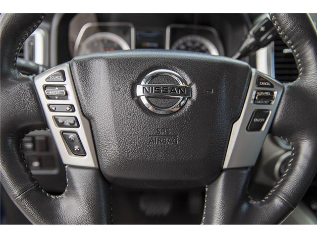 2016 Nissan Titan XD SL Gas (Stk: EE910500) in Surrey - Image 20 of 29