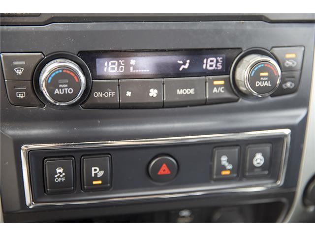 2016 Nissan Titan XD SL Gas (Stk: EE910500) in Surrey - Image 25 of 29