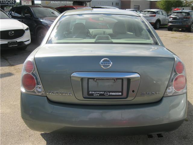 2005 Nissan Altima 2.5 SL (Stk: 19130A) in Stratford - Image 4 of 8