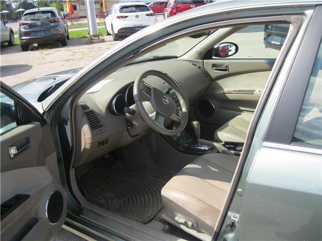 2005 Nissan Altima 2.5 SL (Stk: 19130A) in Stratford - Image 5 of 8