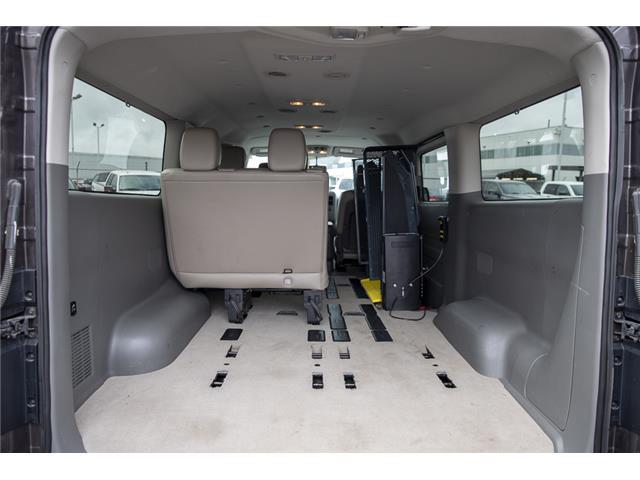 2016 Nissan NV Passenger NV3500 HD SV V8 (Stk: J810302A) in Surrey - Image 8 of 23