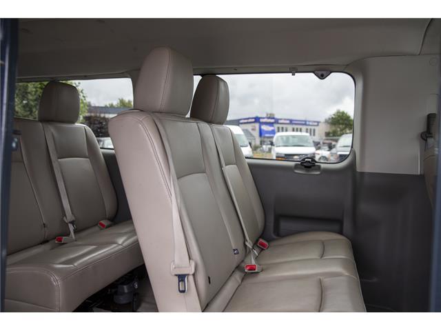 2016 Nissan NV Passenger NV3500 HD SV V8 (Stk: J810302A) in Surrey - Image 13 of 23