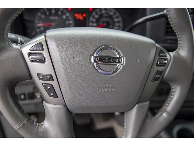 2016 Nissan NV Passenger NV3500 HD SV V8 (Stk: J810302A) in Surrey - Image 17 of 23