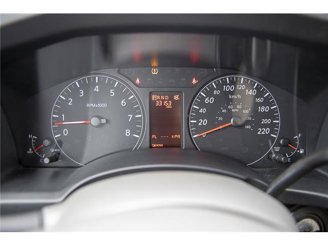 2016 Nissan NV Passenger NV3500 HD SV V8 (Stk: J810302A) in Surrey - Image 18 of 23