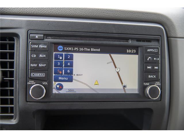 2016 Nissan NV Passenger NV3500 HD SV V8 (Stk: J810302A) in Surrey - Image 19 of 23