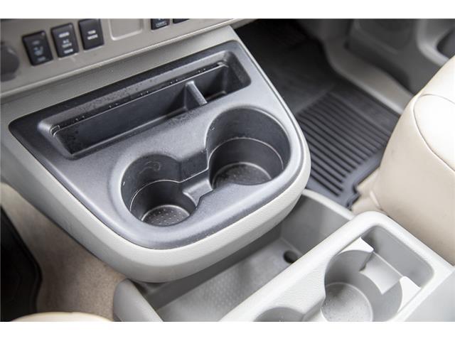 2016 Nissan NV Passenger NV3500 HD SV V8 (Stk: J810302A) in Surrey - Image 21 of 23