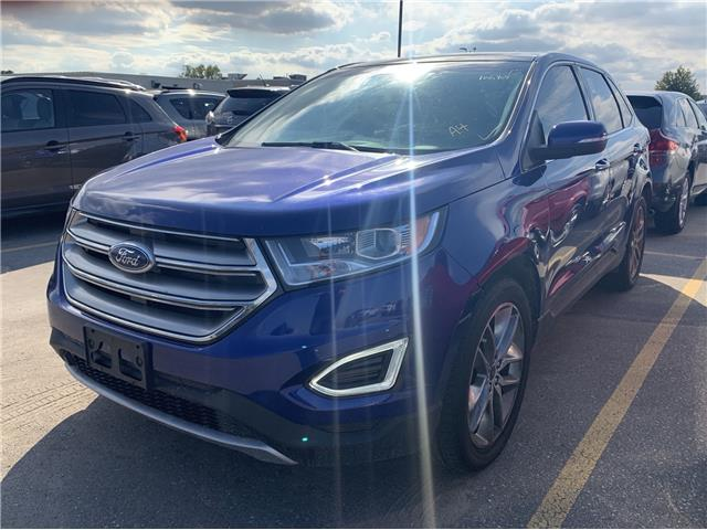 2015 Ford Edge Titanium (Stk: FBB69281) in Sarnia - Image 1 of 8