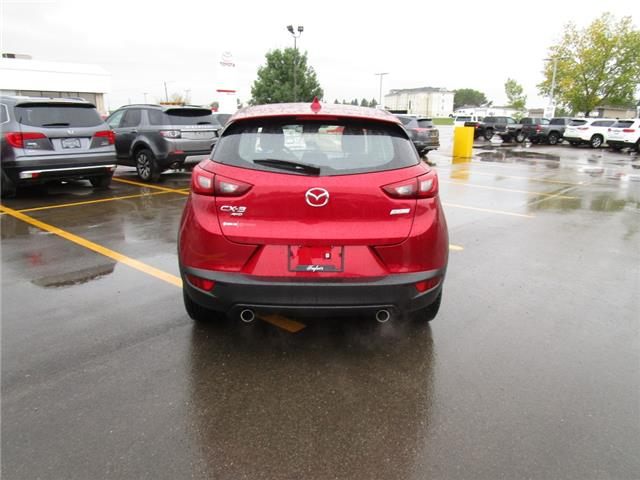 2019 Mazda CX-3 GS (Stk: 7892) in Moose Jaw - Image 4 of 30
