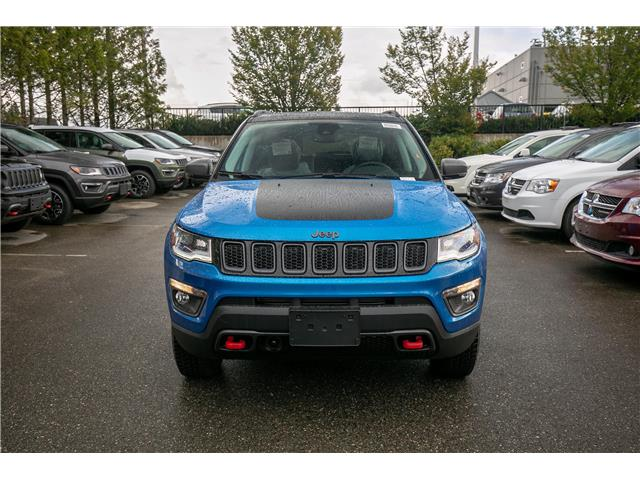 2019 Jeep Compass Trailhawk (Stk: K825720) in Abbotsford - Image 2 of 23
