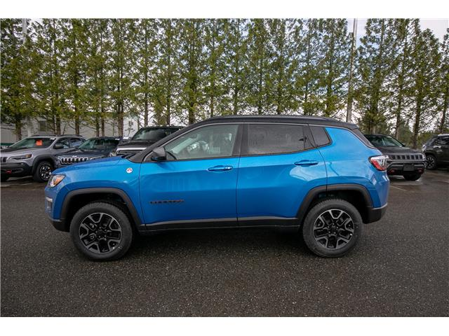 2019 Jeep Compass Trailhawk (Stk: K825720) in Abbotsford - Image 4 of 23
