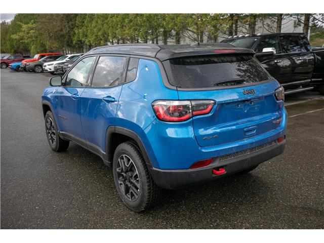 2019 Jeep Compass Trailhawk (Stk: K825720) in Abbotsford - Image 5 of 23