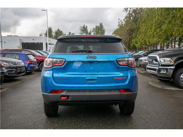 2019 Jeep Compass Trailhawk (Stk: K825720) in Abbotsford - Image 6 of 23