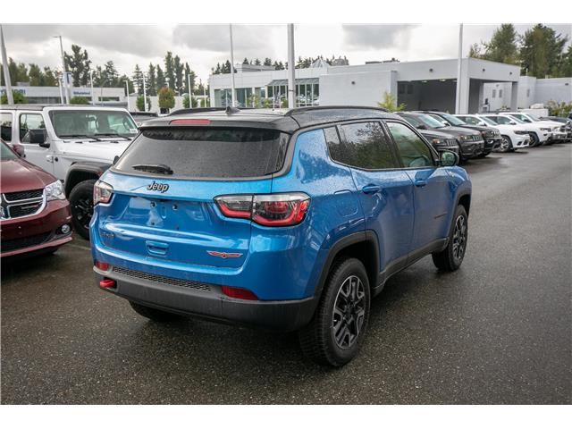 2019 Jeep Compass Trailhawk (Stk: K825720) in Abbotsford - Image 7 of 23