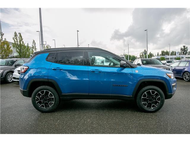 2019 Jeep Compass Trailhawk (Stk: K825720) in Abbotsford - Image 8 of 23