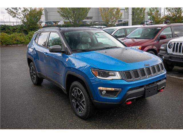 2019 Jeep Compass Trailhawk (Stk: K825720) in Abbotsford - Image 9 of 23