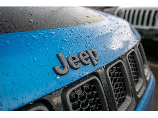 2019 Jeep Compass Trailhawk (Stk: K825720) in Abbotsford - Image 10 of 23