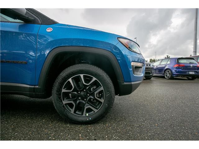 2019 Jeep Compass Trailhawk (Stk: K825720) in Abbotsford - Image 12 of 23